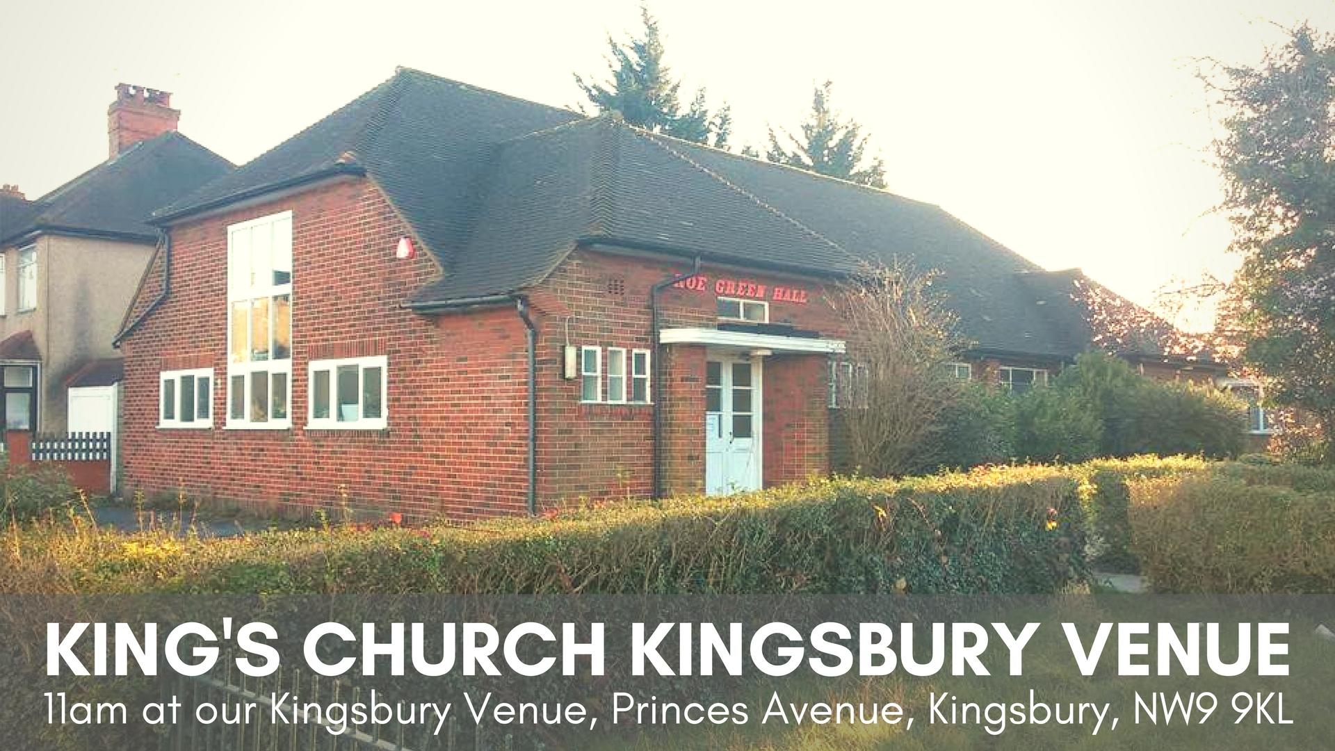 KCKingsbury Venue